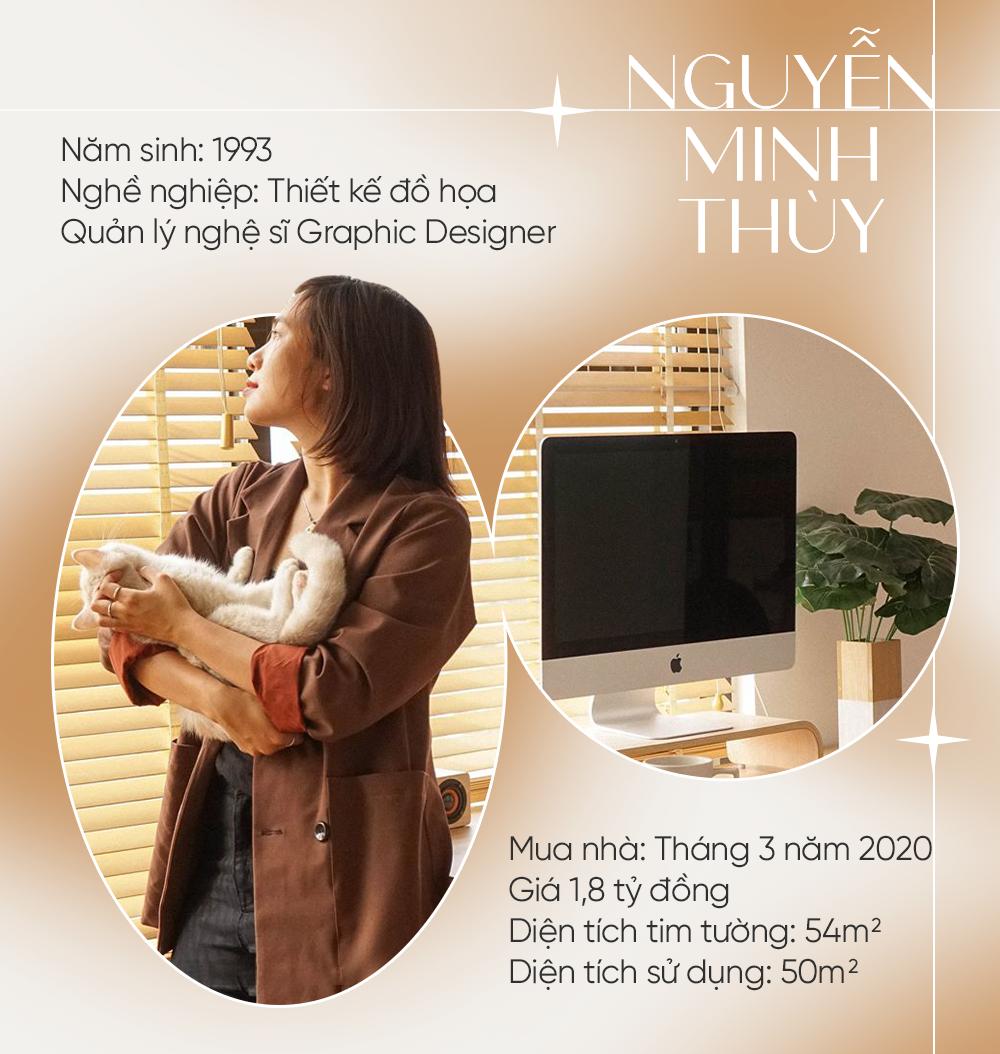 27 tuổi tự mua được căn hộ 1,8 tỷ ở Sài Gòn, cô nàng 9x mách 6 bước cần biết khi vay tiền mua nhà - Ảnh 1.