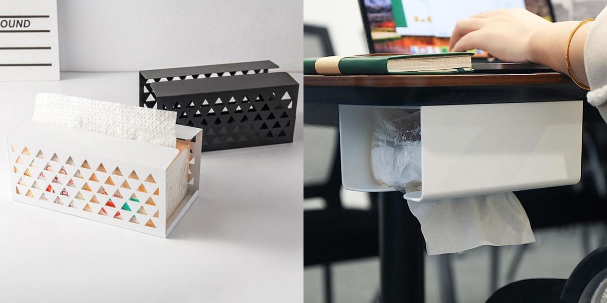 Đến hộp đựng khăn giấy cũng đủ loại kiểu dáng, mẫu mã thế này, chị em tha hồ lựa chọn cho hợp với nhu cầu - Ảnh 5.