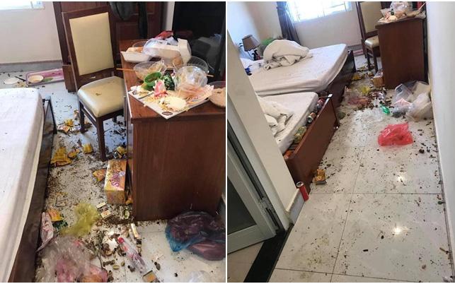 Khách vừa check out là lao vào dọn dẹp, chủ khách sạn bất lực, không nói nên lời khi nhìn thấy cảnh tượng trong phòng