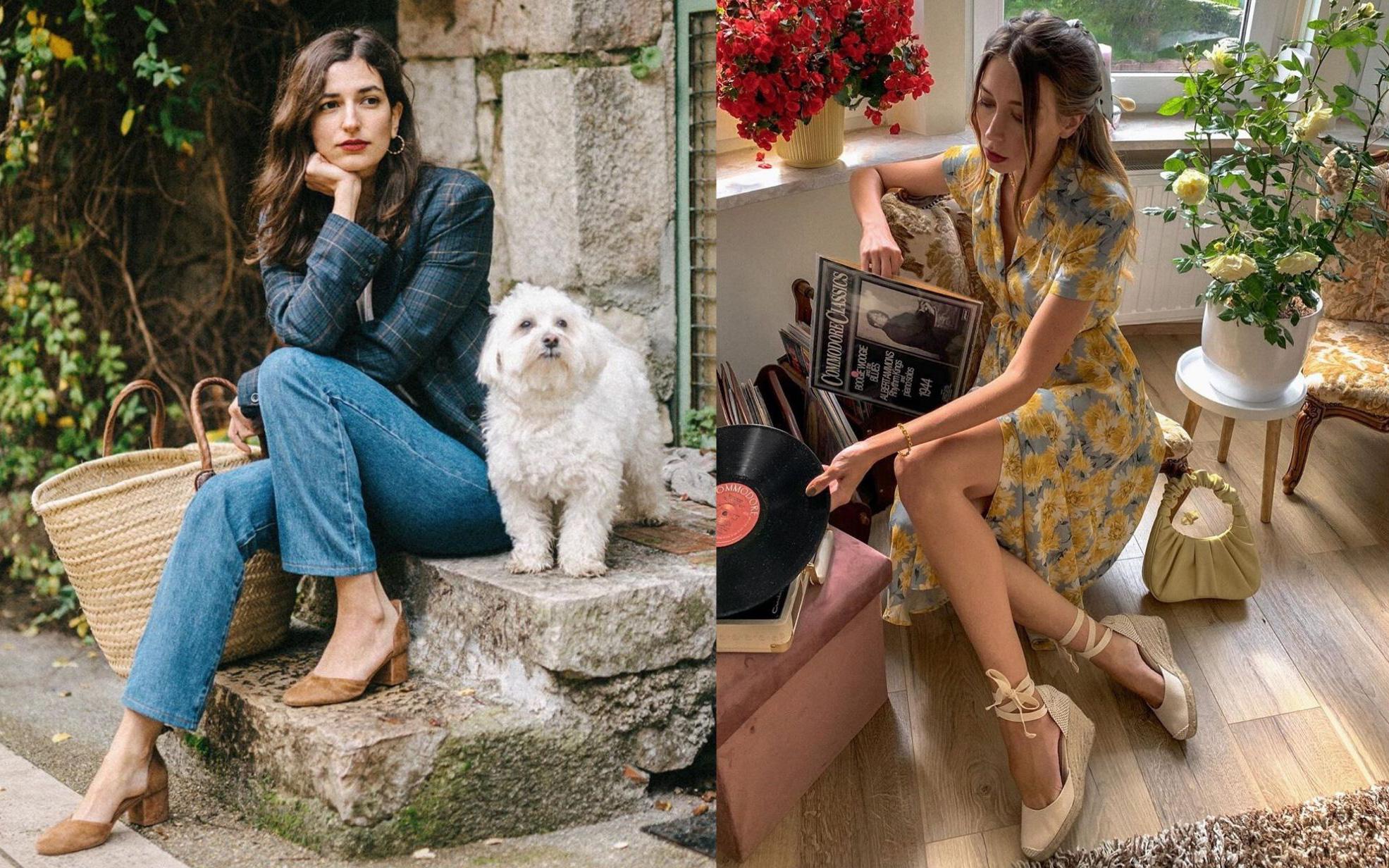 Phụ nữ Pháp chẳng ưa mấy đôi cao gót lênh khênh, họ chỉ thích diện 4 kiểu giày đế thấp siêu thanh lịch này đi làm
