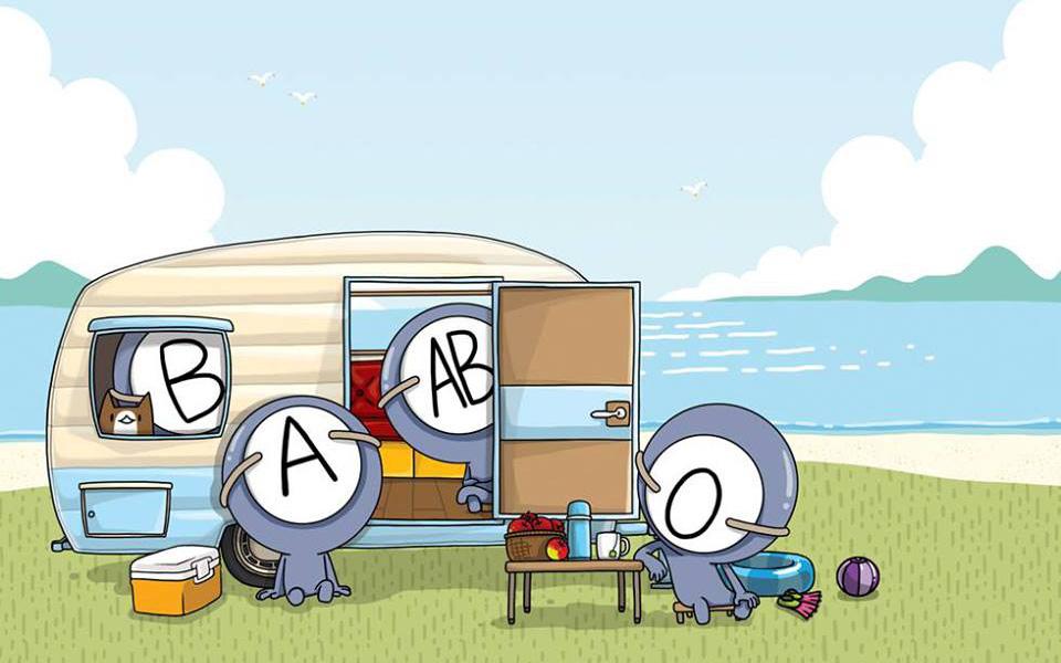 Khám phá phong cách sống của các nhóm máu A, B, AB và O theo quan niệm của người Nhật