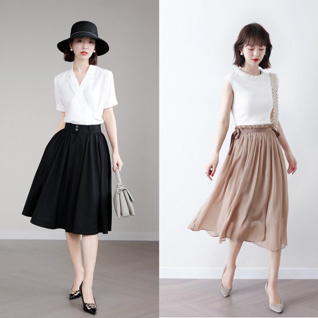Tủ đồ sẵn 4 kiểu quần và chân váy này, nàng công sở chẳng lo thiếu cái mặc mỗi sáng đi làm - Ảnh 8.