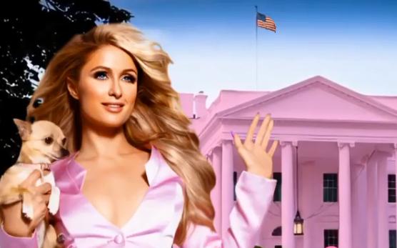 Sau Kanye West, ''người đẹp tỷ phú'' Paris Hilton bất ngờ tuyên bố tranh cử Tổng thống Mỹ?