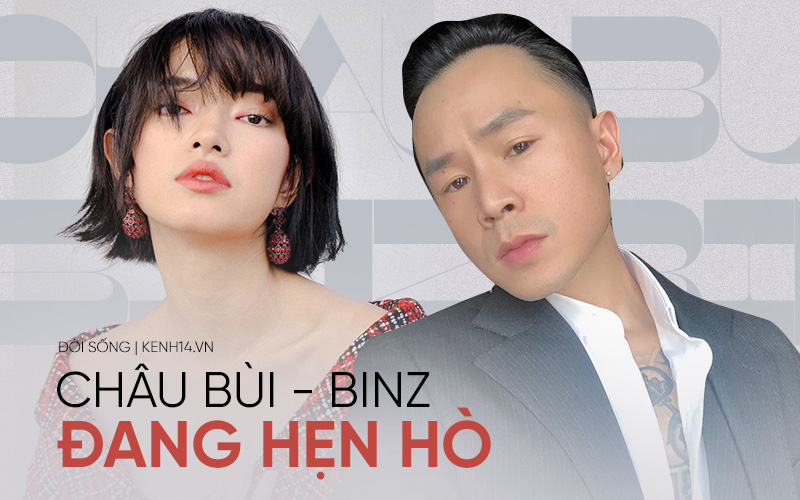 HOT: Châu Bùi hẹn hò Binz sau hơn 7 tháng chia tay Decao - Ảnh 1.