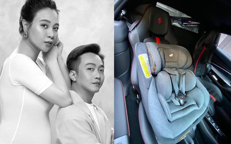 Đàm Thu Trang sắp sinh con đầu lòng, Cường Đô La bất ngờ viết tâm thư công bố từ bỏ điều đã gắn bó suốt 10 năm