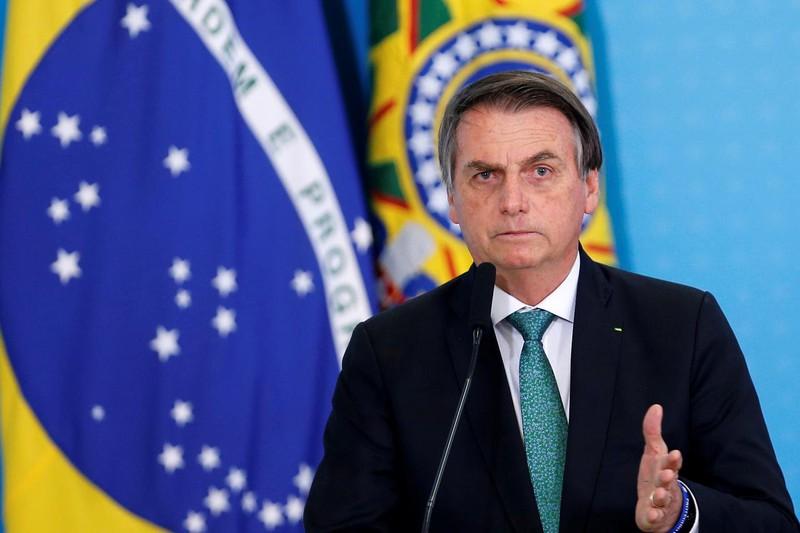 Tổng thống Brazil hủy các sự kiện trong tuần vì nghi mắc Covid-19 - Ảnh 1.