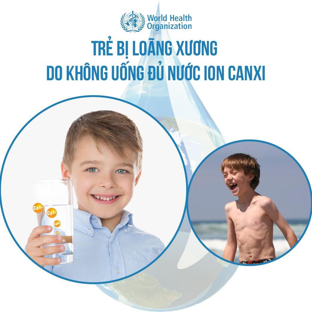 WHO cảnh báo rủi ro dùng nước tinh khiết với trẻ nhỏ - Ảnh 2.