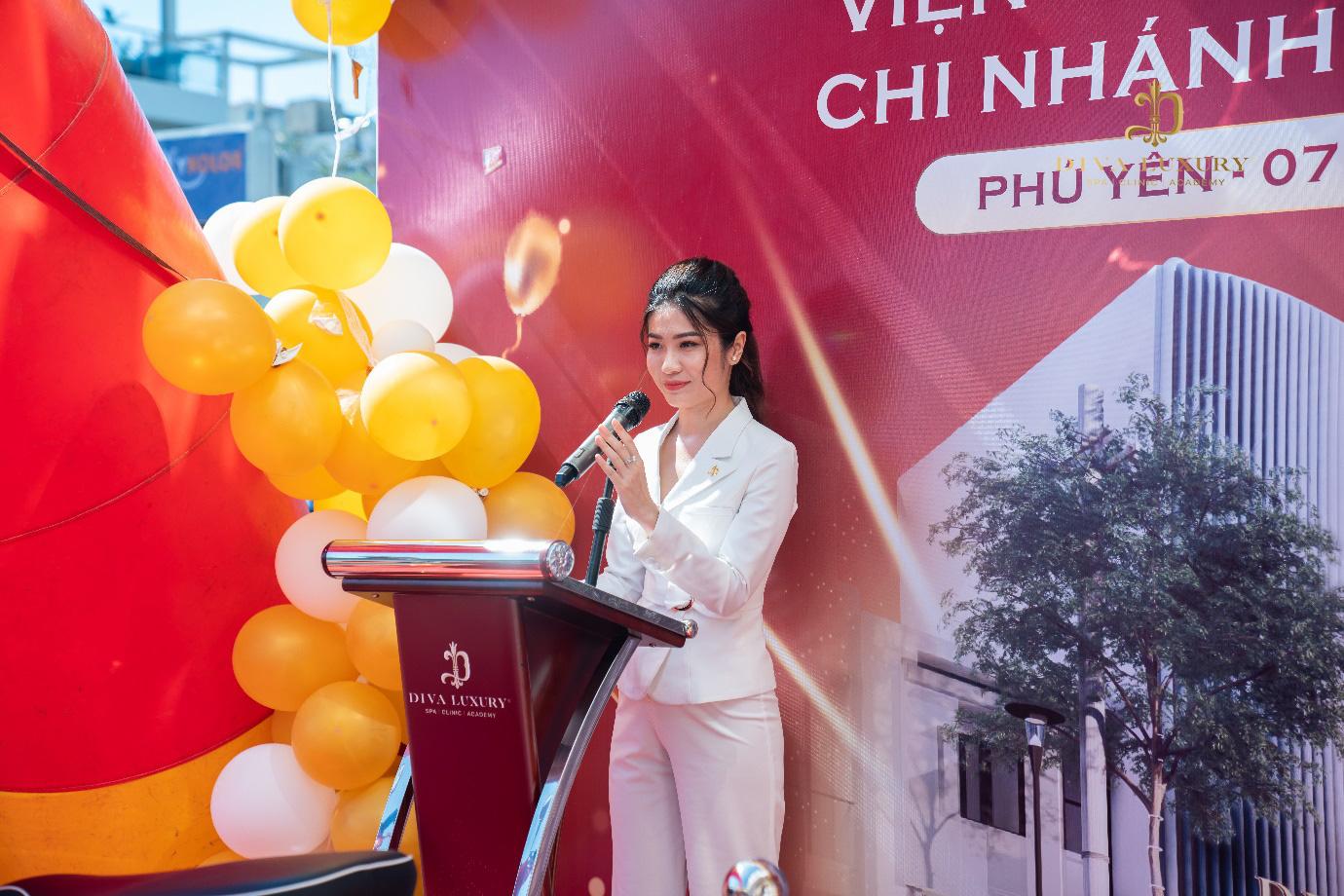 Viện thẩm mỹ DIVA Phú Yên kín khách trong ngày đầu khai trương - Ảnh 4.