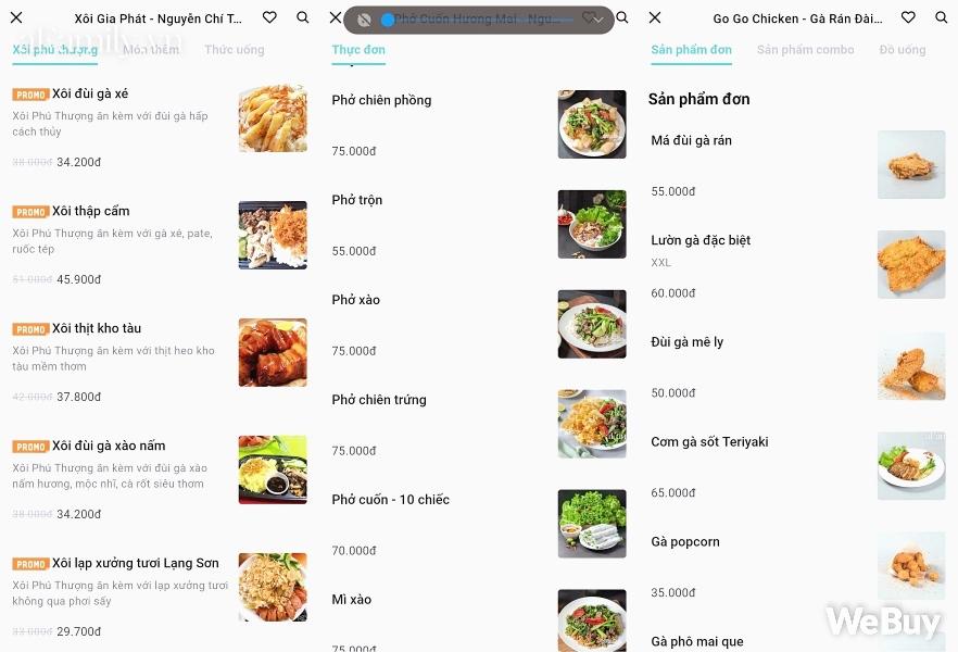 """Trải nghiệm 1 ngày 3 bữa với app gọi đồ ăn Baemin ở Hà Nội: Ngon có, dở có, lỗi còn nhiều nhưng quan trọng vẫn là cả """"rổ"""" khuyến mãi - Ảnh 5."""