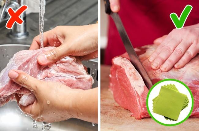 6 loại thực phẩm nên rửa và không nên rửa trước khi dùng mà bấy lâu nay chúng ta vẫn toàn làm ngược lại - Ảnh 2.