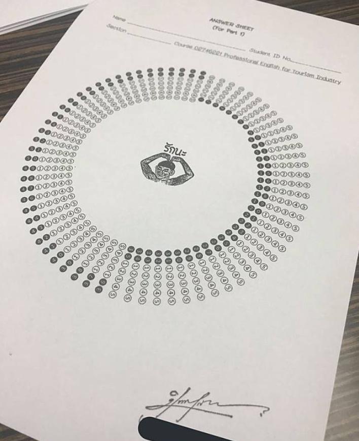 Học sinh xem bài kiểm tra xong ôm tim thở hổn hển, chỉ muốn ngất lim đi, nguyên do bởi sự lầy lội của thầy cô đã ở tầm cao mới - Ảnh 2.