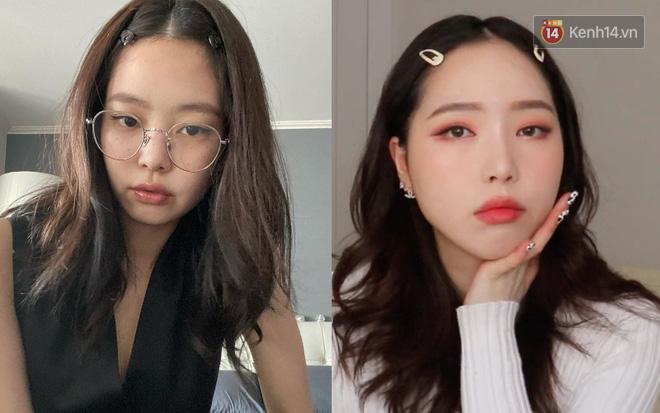 Jennie có 8 kiểu tóc ruột cực xinh và trendy, quan trọng là siêu dễ làm chị em nào cũng bắt chước được  - Ảnh 3.