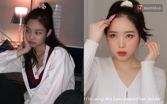 Jennie có 8 kiểu tóc ruột cực xinh và trendy, quan trọng là siêu dễ làm chị em nào cũng bắt chước được  - Ảnh 5.