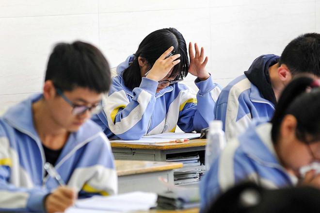 Câu hỏi môn Toán được quan tâm nhất trong kỳ thi đại học khốc liệt năm 2020 ở Trung Quốc, nhưng đáng chú ý là nhận xét của học sinh Việt - Ảnh 1.
