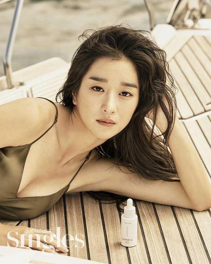 Seo Ye Ji dáng đẹp siêu thực nhưng lại chẳng bao giờ dám mặc bikini, nghe xong lý do mà ai cũng xót xa - Ảnh 6.