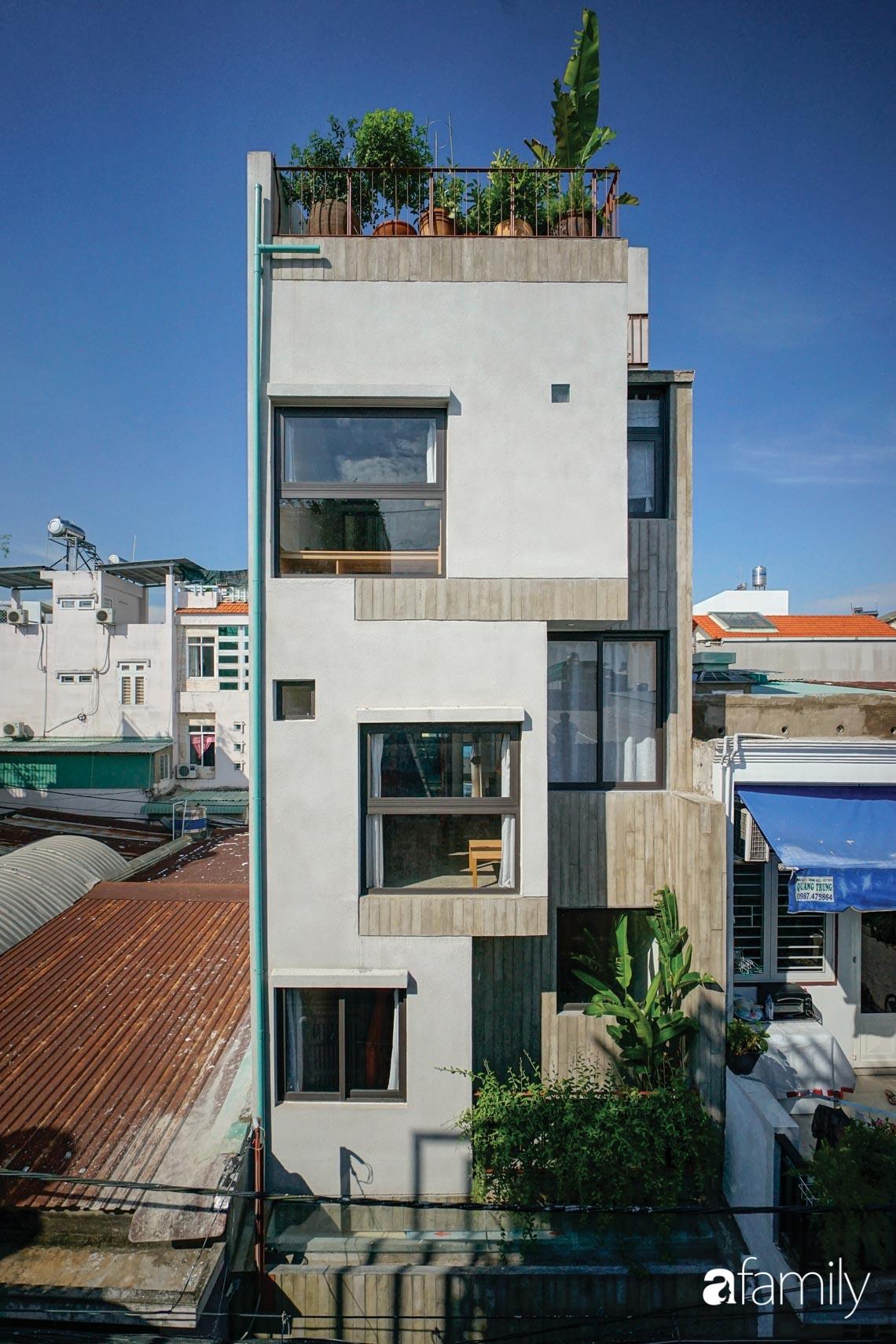 Ngôi nhà phố thiết kế khác biệt để mang đến những điều đặc biệt cho cuộc sống của gia đình trẻ ở TP HCM - Ảnh 2.