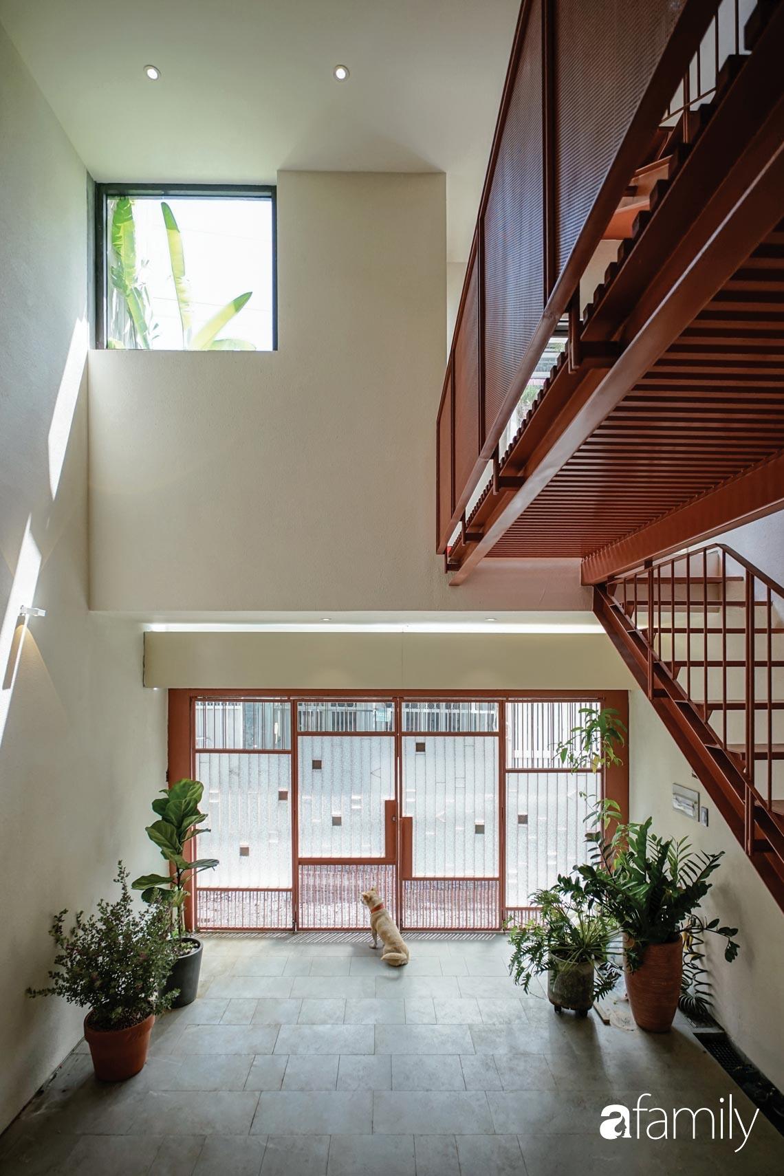 Ngôi nhà phố thiết kế khác biệt để mang đến những điều đặc biệt cho cuộc sống của gia đình trẻ ở TP HCM - Ảnh 8.