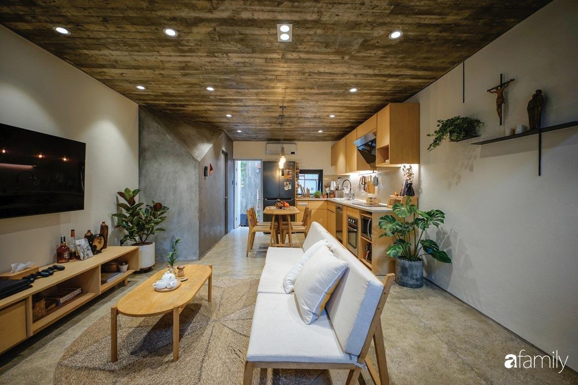Ngôi nhà phố thiết kế khác biệt để mang đến những điều đặc biệt cho cuộc sống của gia đình trẻ ở TP HCM - Ảnh 4.