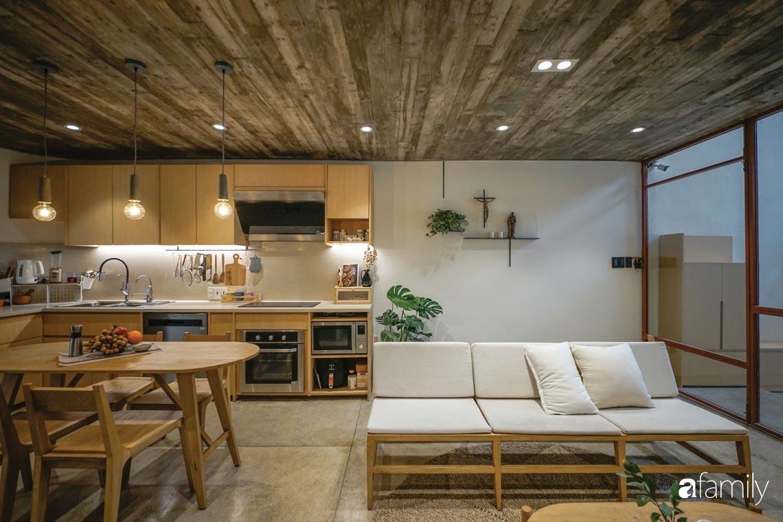 Ngôi nhà phố thiết kế khác biệt để mang đến những điều đặc biệt cho cuộc sống của gia đình trẻ ở TP HCM - Ảnh 3.