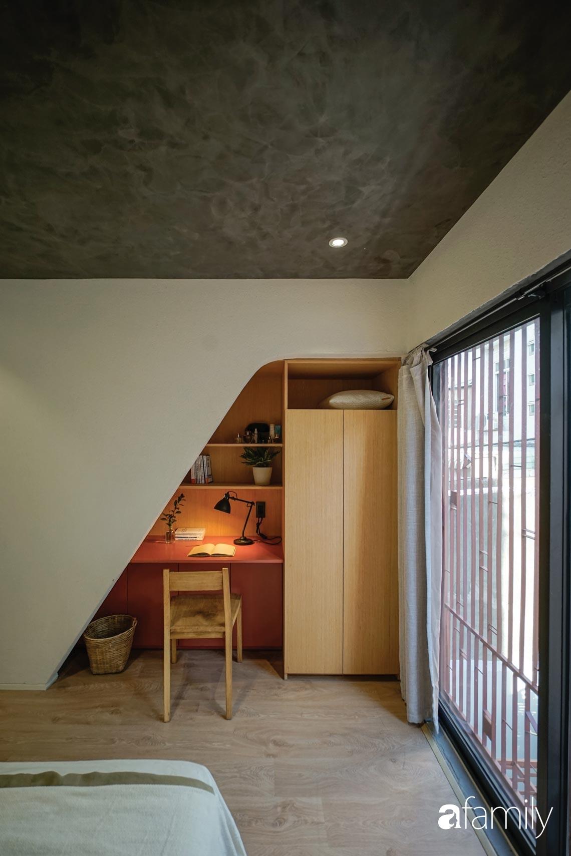 Ngôi nhà phố thiết kế khác biệt để mang đến những điều đặc biệt cho cuộc sống của gia đình trẻ ở TP HCM - Ảnh 5.