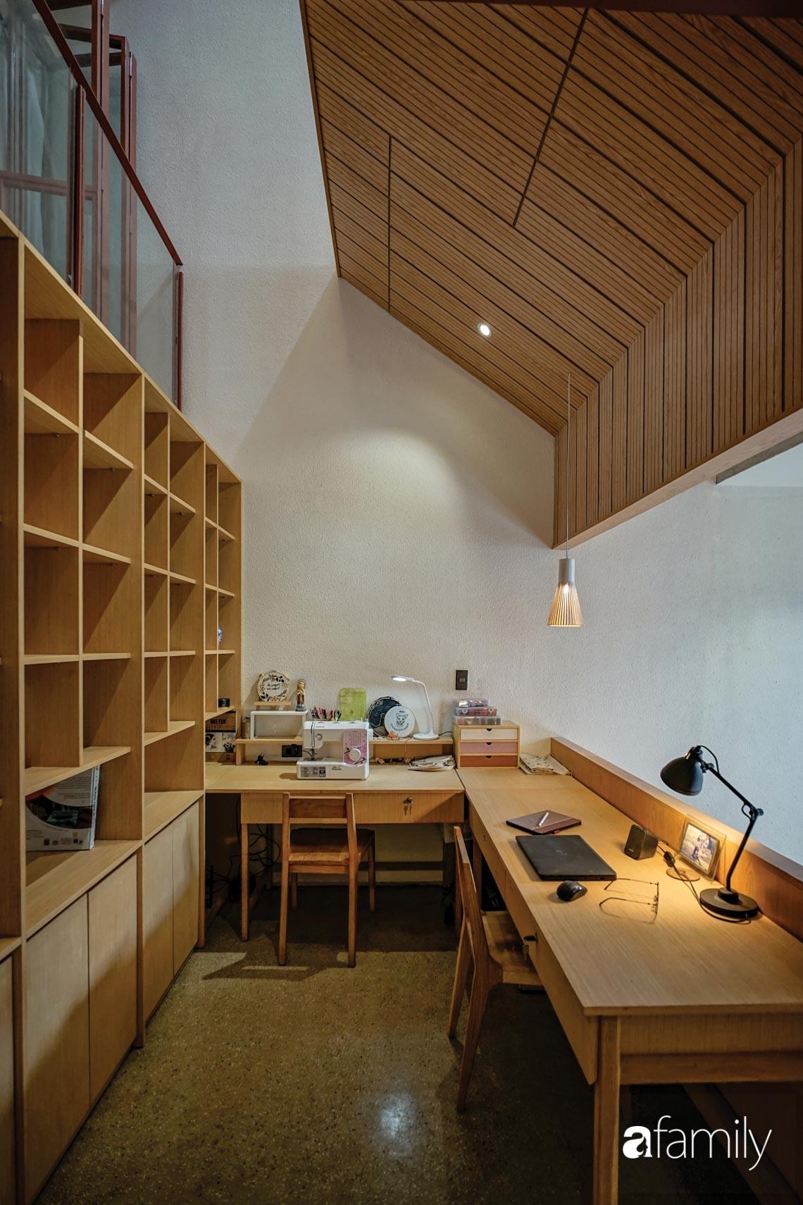 Ngôi nhà phố thiết kế khác biệt để mang đến những điều đặc biệt cho cuộc sống của gia đình trẻ ở TP HCM - Ảnh 11.