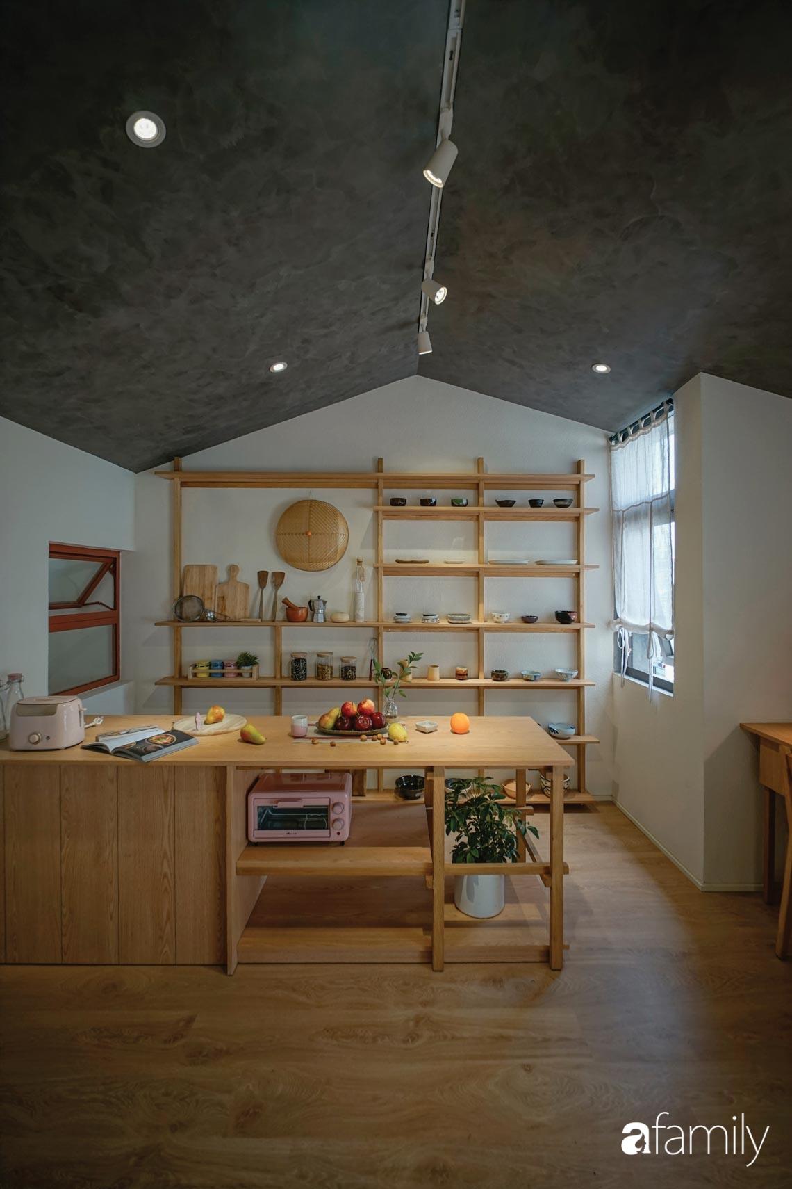 Ngôi nhà phố thiết kế khác biệt để mang đến những điều đặc biệt cho cuộc sống của gia đình trẻ ở TP HCM - Ảnh 6.