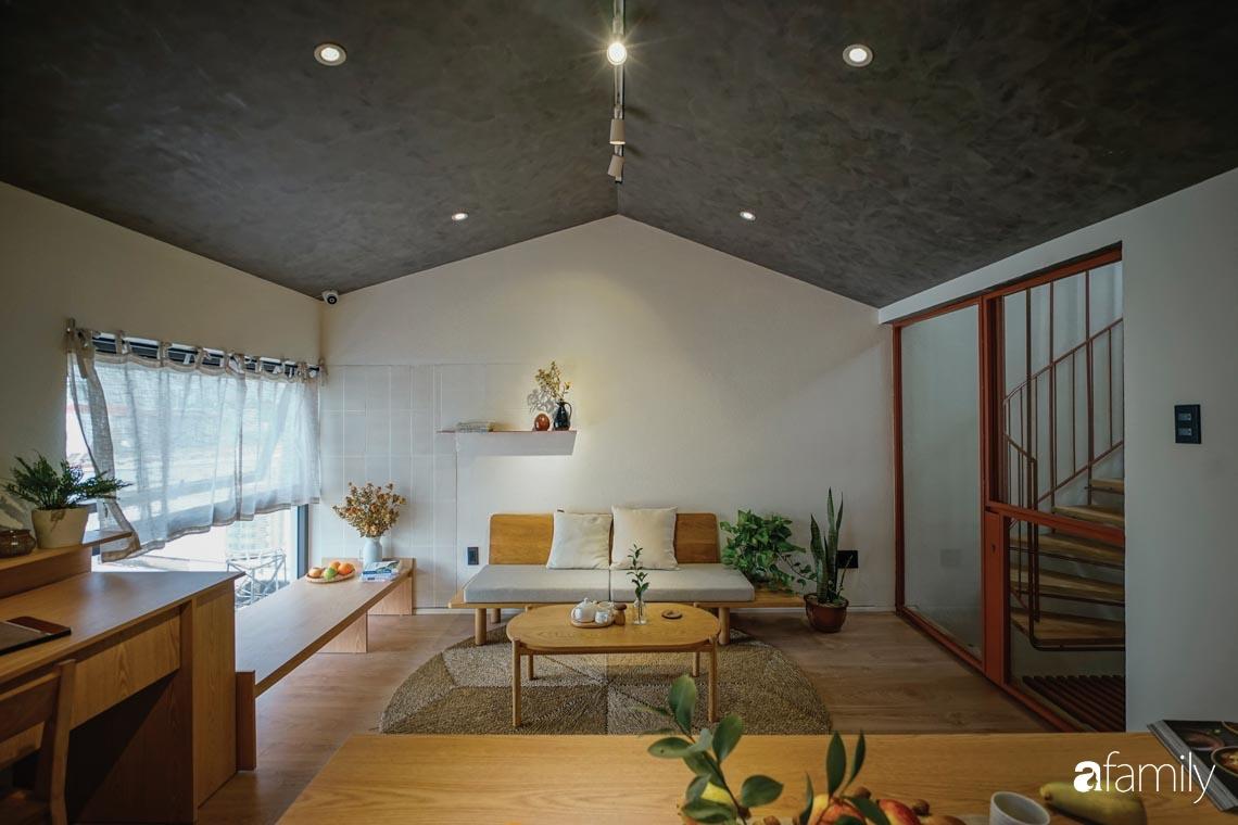 Ngôi nhà phố thiết kế khác biệt để mang đến những điều đặc biệt cho cuộc sống của gia đình trẻ ở TP HCM - Ảnh 14.