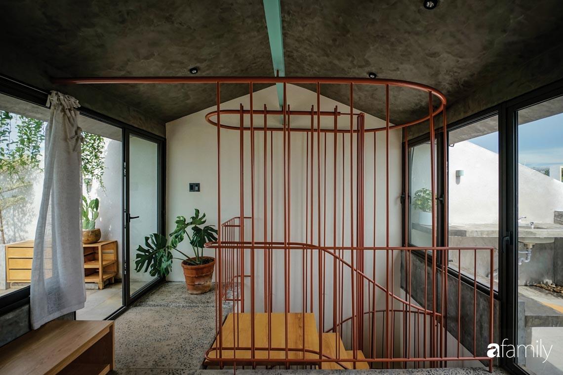 Ngôi nhà phố thiết kế khác biệt để mang đến những điều đặc biệt cho cuộc sống của gia đình trẻ ở TP HCM - Ảnh 16.