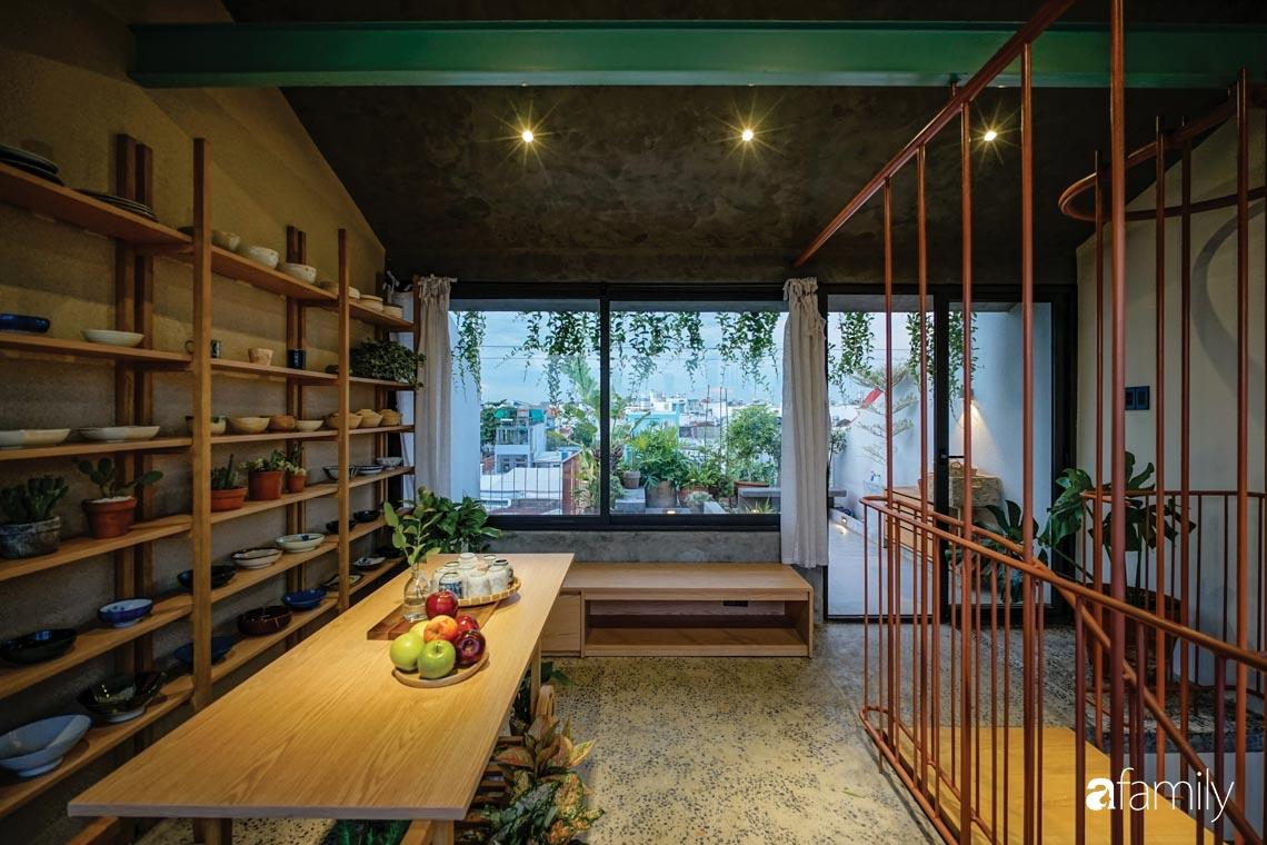 Ngôi nhà phố thiết kế khác biệt để mang đến những điều đặc biệt cho cuộc sống của gia đình trẻ ở TP HCM - Ảnh 13.