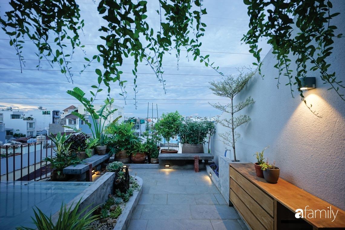 Ngôi nhà phố thiết kế khác biệt để mang đến những điều đặc biệt cho cuộc sống của gia đình trẻ ở TP HCM - Ảnh 17.