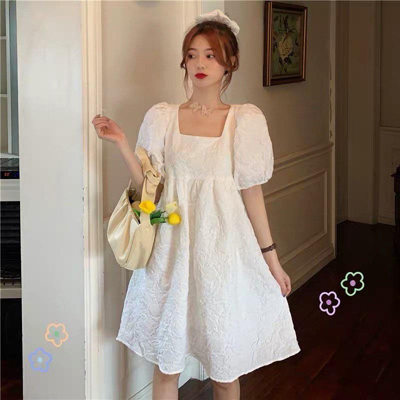 """Váy babydoll đang được các """"bánh bèo"""" diện ầm ầm, các nàng còn chần chừ gì mà không """"múc"""" liền một em - Ảnh 7."""
