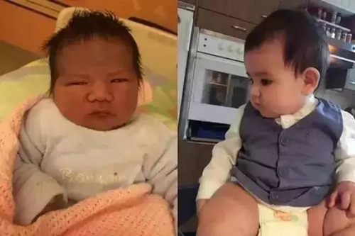 """Bố """"khóc ròng"""" vì nhan sắc con gái mới sinh nhưng bị bà nội mắng té tát, mấy tháng sau nhìn con mà anh vui mừng xin lỗi bà - Ảnh 5."""