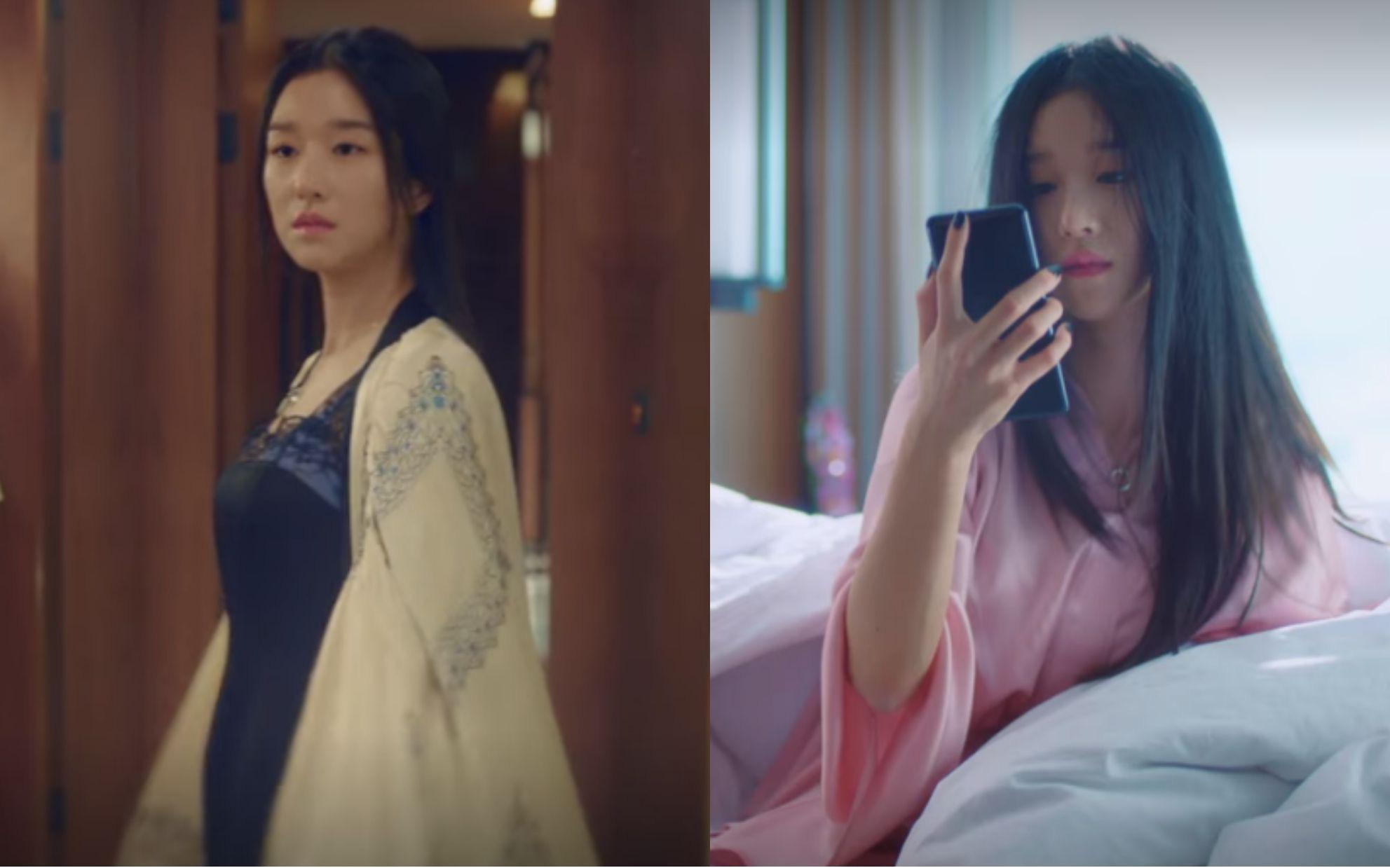 """Nhan sắc của Seo Ye Ji (Điên Thì Có Sao) """"thần thánh"""" quá: Diện đồ ngủ, trang điểm nhạt toẹt mà càng đẹp ngây dại"""