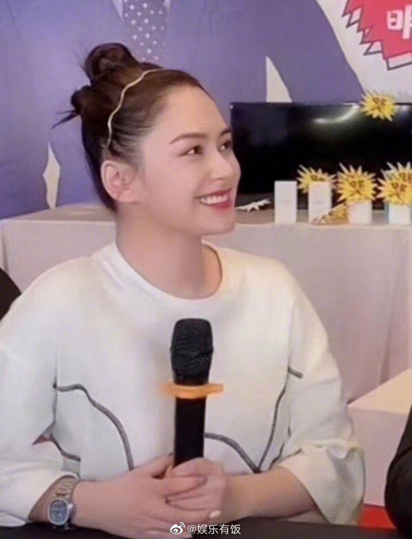 Hậu ly hôn, Chung Hân Đồng bỗng tăng cân vùn vụt, không thể nhận ra ngọc nữ Hong Kong gầy rộc 2 tháng trước - Ảnh 3.