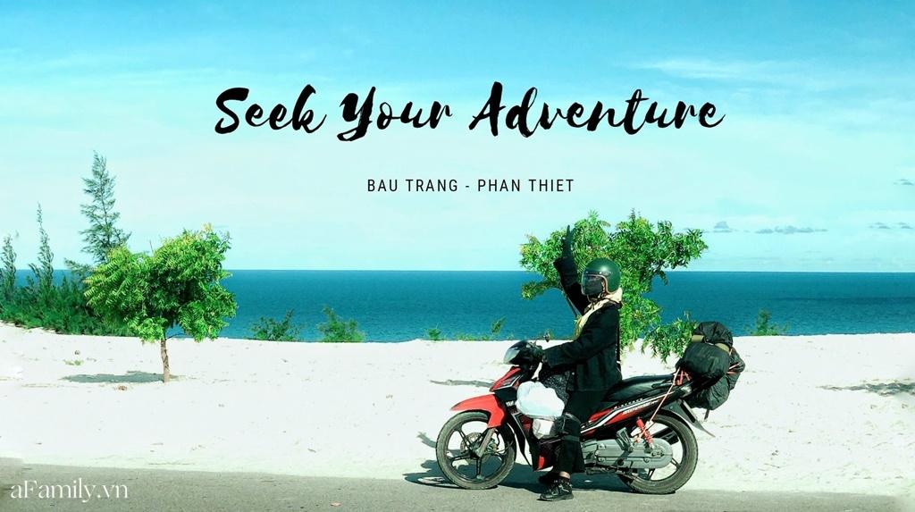"""Cô nàng độc thân 26 tuổi lần đầu đi xuyên Việt bằng xe máy với 7 triệu và 17 ngày: Cả tuổi trẻ dành để """"đi bụi"""", sống không dũng cảm uổng phí thanh xuân! - Ảnh 14."""