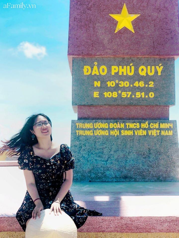 """Cô nàng độc thân 26 tuổi lần đầu đi xuyên Việt bằng xe máy với 7 triệu và 17 ngày: Cả tuổi trẻ dành để """"đi bụi"""", sống không dũng cảm uổng phí thanh xuân! - Ảnh 23."""