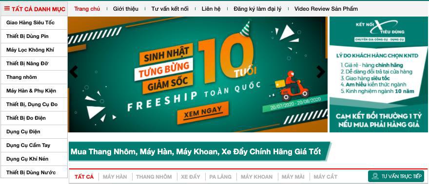 Kết nối tiêu dùng: Hành trình 10 năm đem công cụ, dụng cụ chính hãng đến từng gia đình Việt - Ảnh 5.