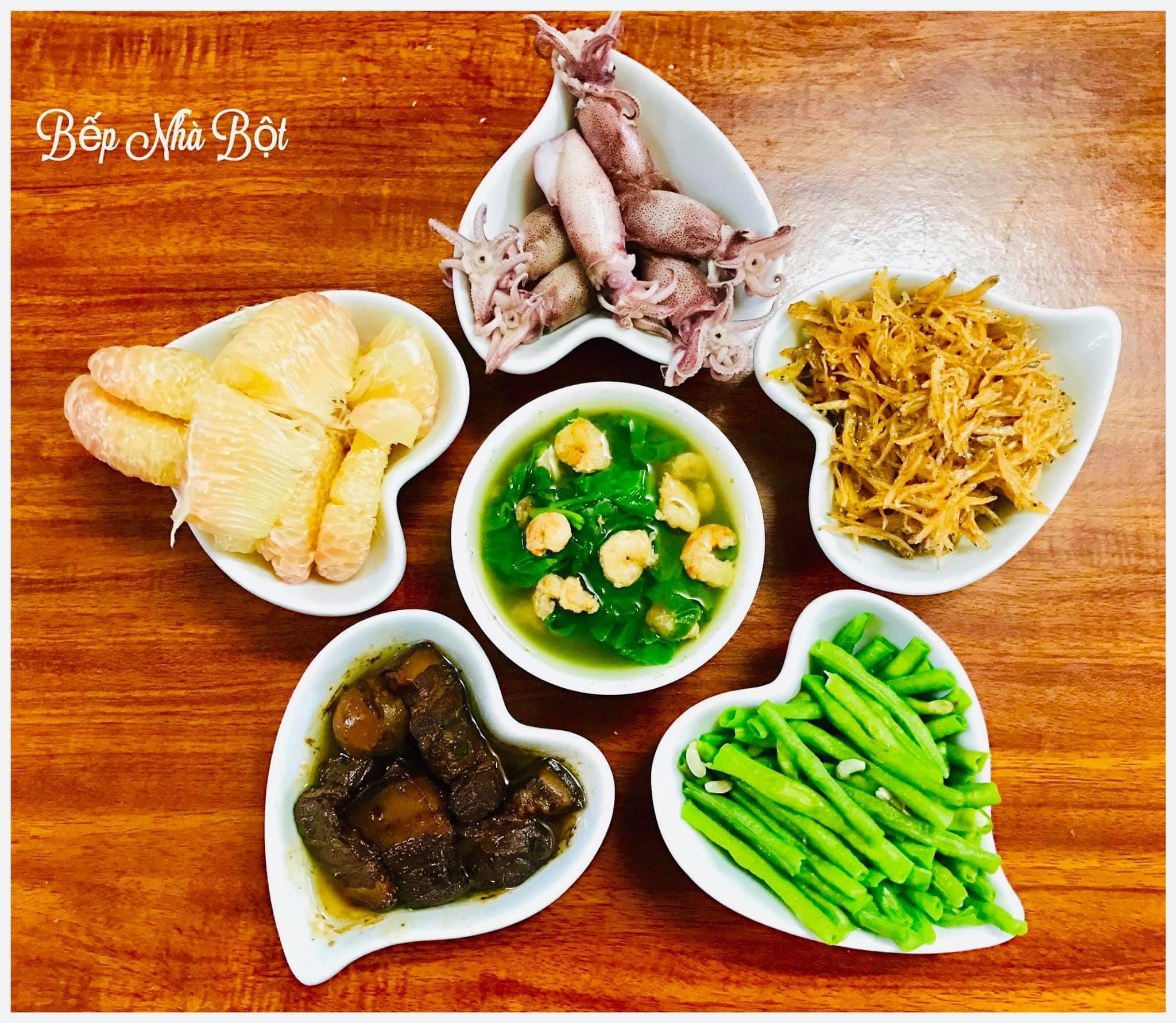 """Mâm cơm chỉ từ 120k của mẹ đơn thân Hà Nội khi coi """"Nấu ăn vì đam mê không phải là trách nhiệm"""" khiến ai nhìn cũng phải xuýt xoa - Ảnh 4."""