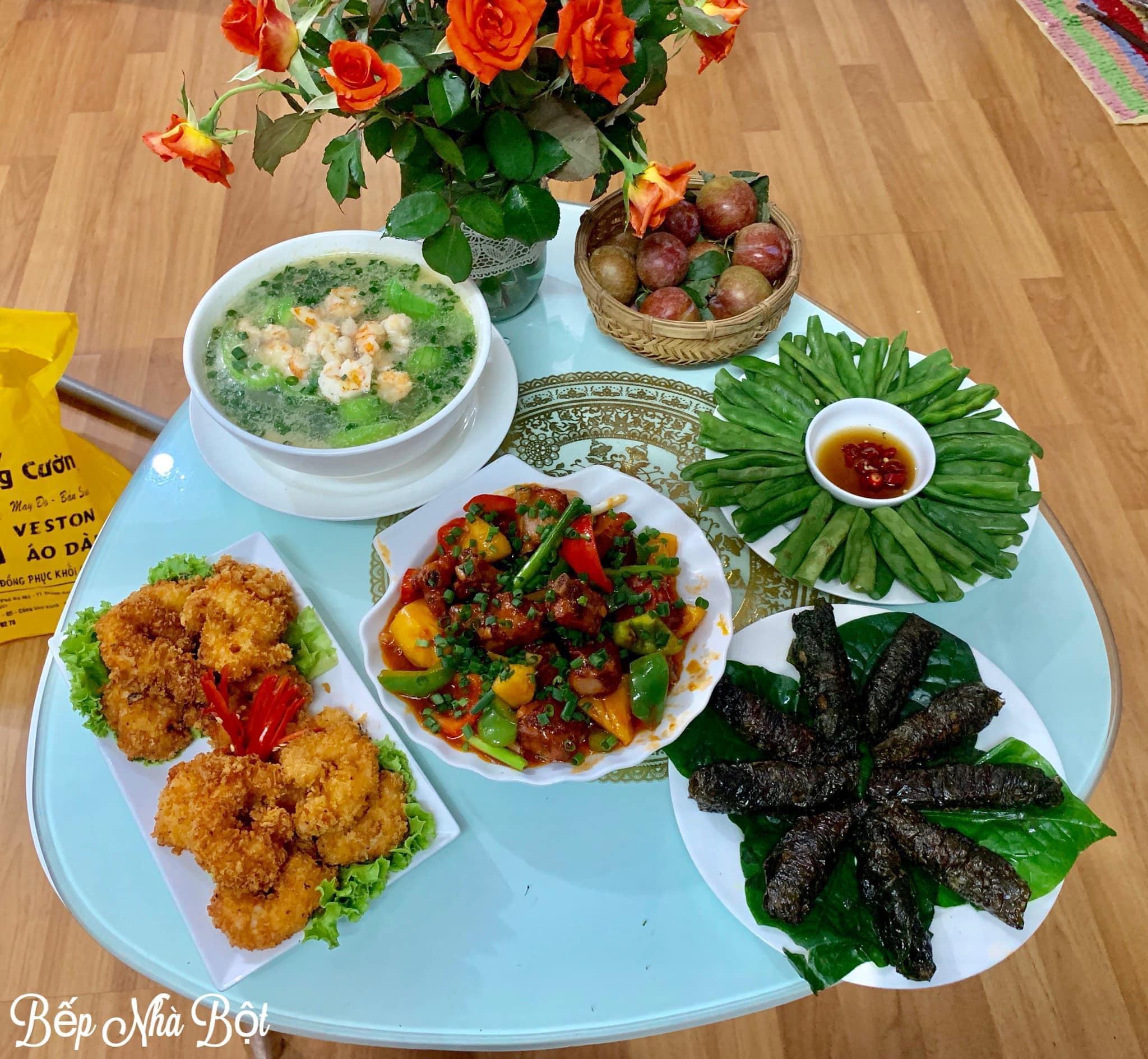 """Mâm cơm chỉ từ 120k của mẹ đơn thân Hà Nội khi coi """"Nấu ăn vì đam mê không phải là trách nhiệm"""" khiến ai nhìn cũng phải xuýt xoa - Ảnh 6."""