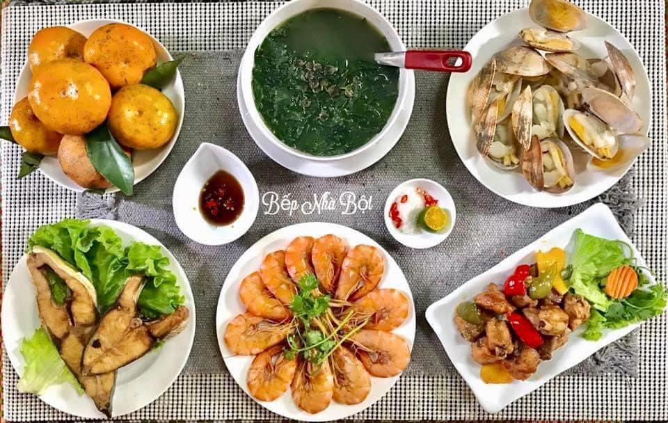 """Mâm cơm chỉ từ 120k của mẹ đơn thân Hà Nội khi coi """"Nấu ăn vì đam mê không phải là trách nhiệm"""" khiến ai nhìn cũng phải xuýt xoa - Ảnh 8."""