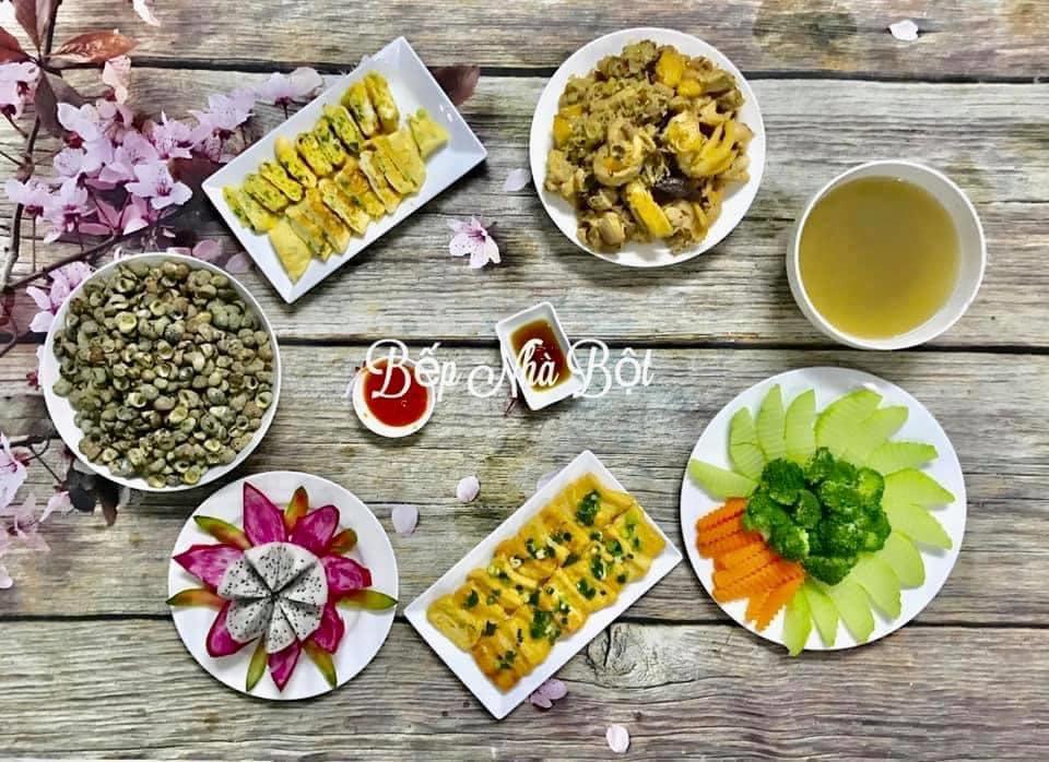 """Mâm cơm chỉ từ 120k của mẹ đơn thân Hà Nội khi coi """"Nấu ăn vì đam mê không phải là trách nhiệm"""" khiến ai nhìn cũng phải xuýt xoa - Ảnh 10."""