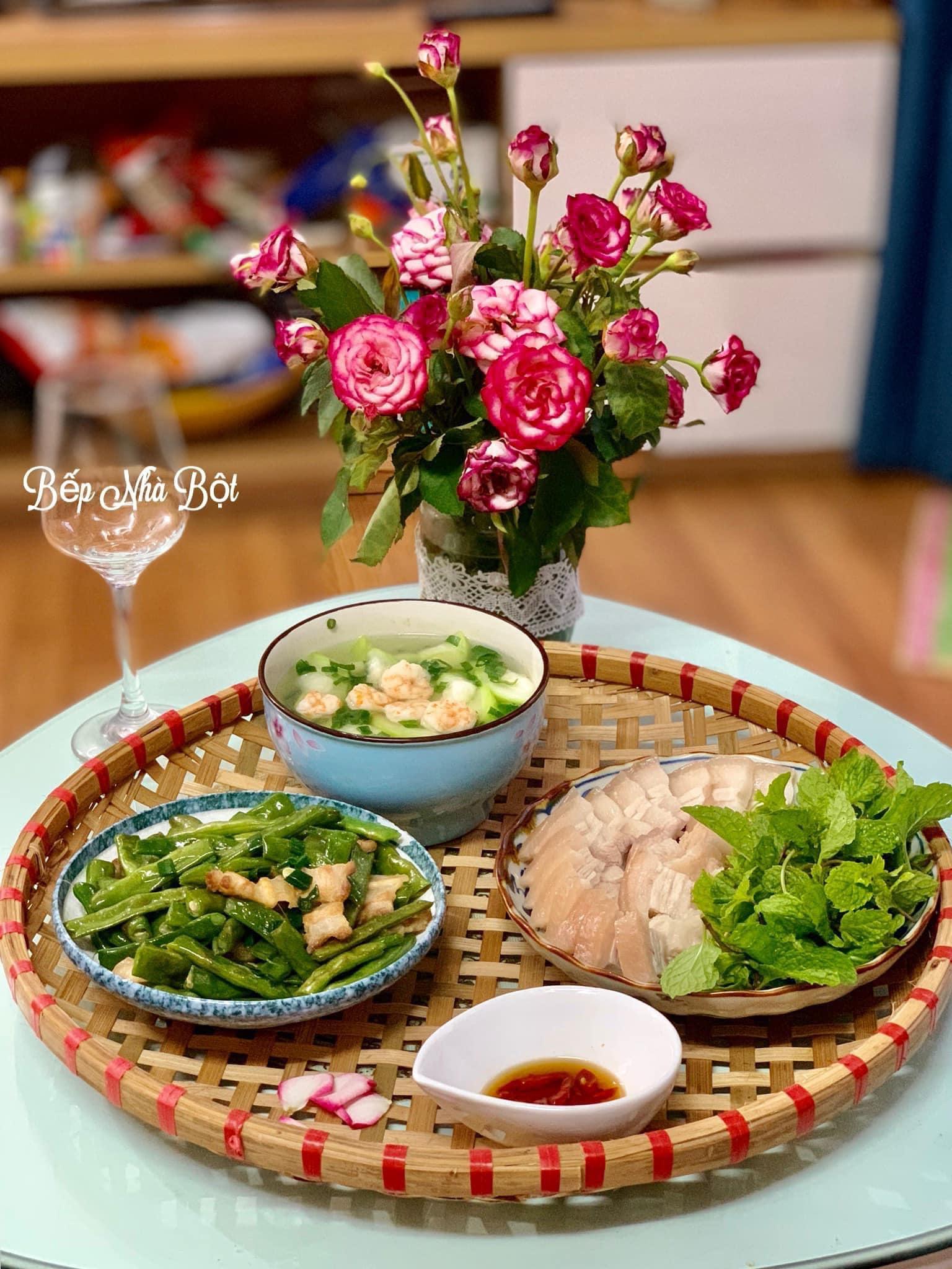 """Mâm cơm chỉ từ 120k của mẹ đơn thân Hà Nội khi coi """"Nấu ăn vì đam mê không phải là trách nhiệm"""" khiến ai nhìn cũng phải xuýt xoa - Ảnh 14."""