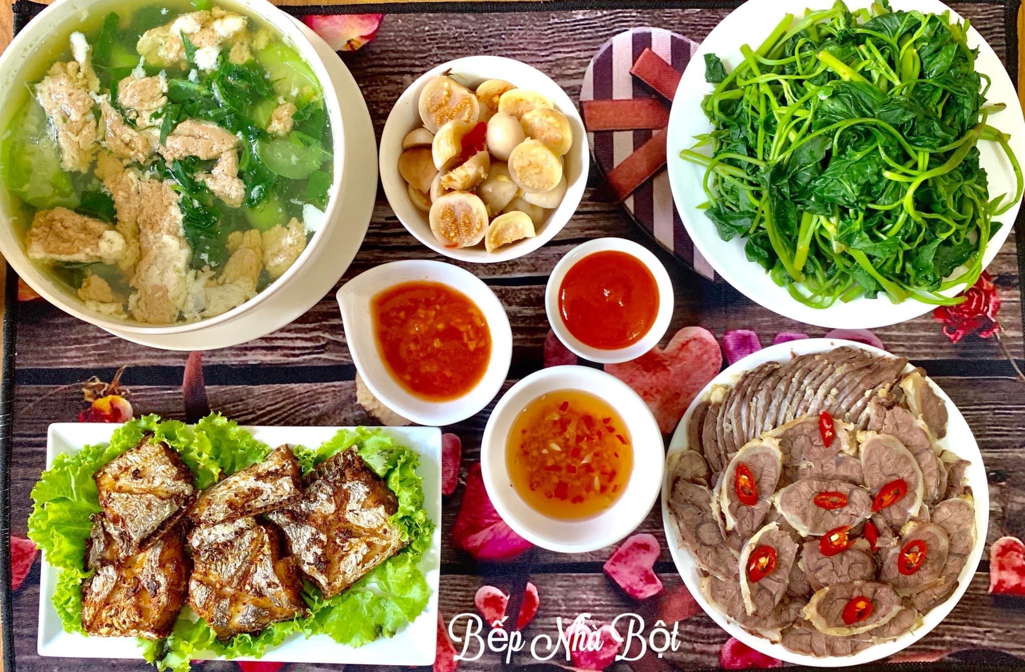 """Mâm cơm chỉ từ 120k của mẹ đơn thân Hà Nội khi coi """"Nấu ăn vì đam mê không phải là trách nhiệm"""" khiến ai nhìn cũng phải xuýt xoa - Ảnh 13."""