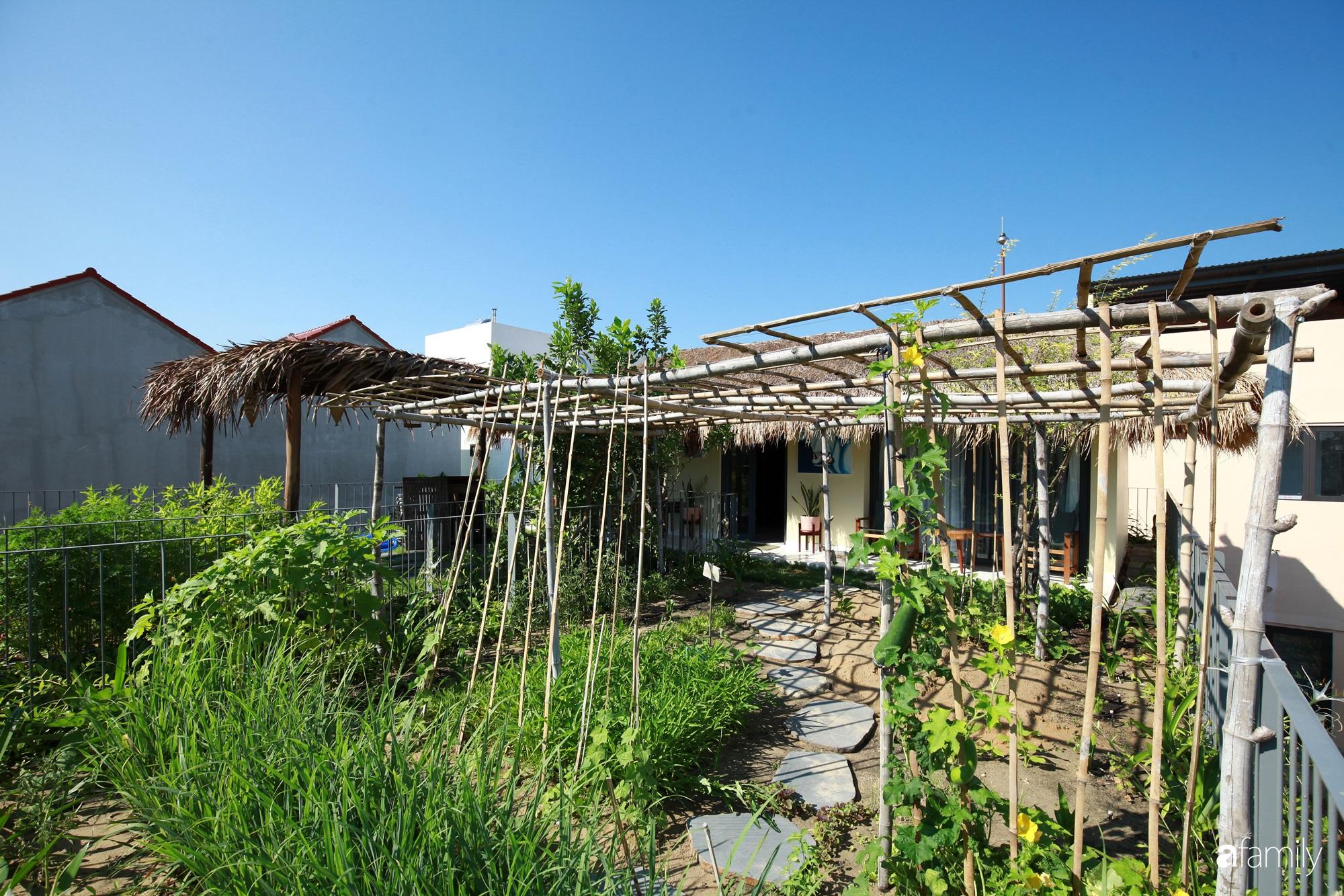 Nhà vườn mái tranh rộng 200m² với đủ tiện nghi hiện đại nổi bật giữa phố thị Hội An có chi phí xây dựng 2,1 tỷ đồng - Ảnh 8.