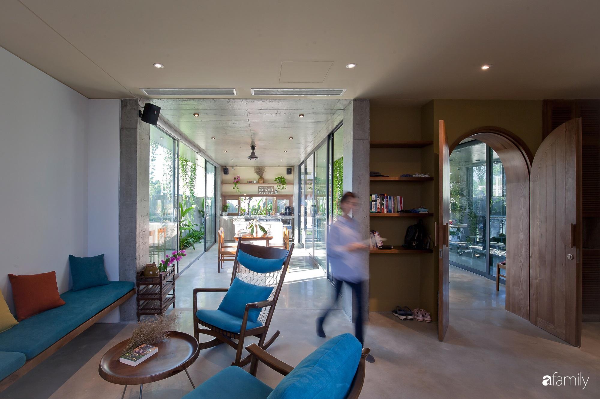 Nhà vườn mái tranh rộng 200m² với đủ tiện nghi hiện đại nổi bật giữa phố thị Hội An có chi phí xây dựng 2,1 tỷ đồng - Ảnh 17.