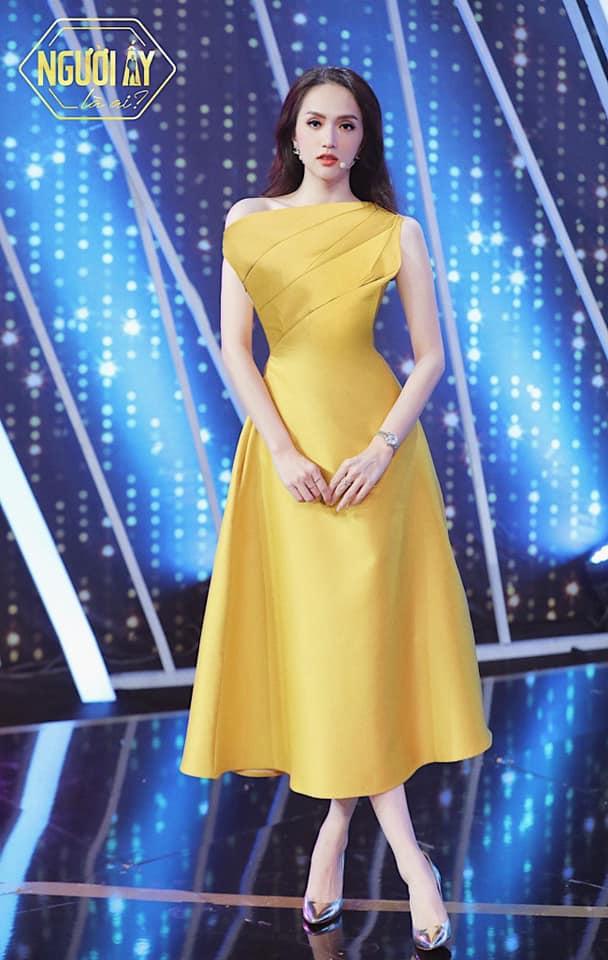Lynk Lee đụng hàng với Hương Giang: Hoa hậu chuyển giới vẫn lấn át một bậc nhờ độ sang chảnh - Ảnh 3.