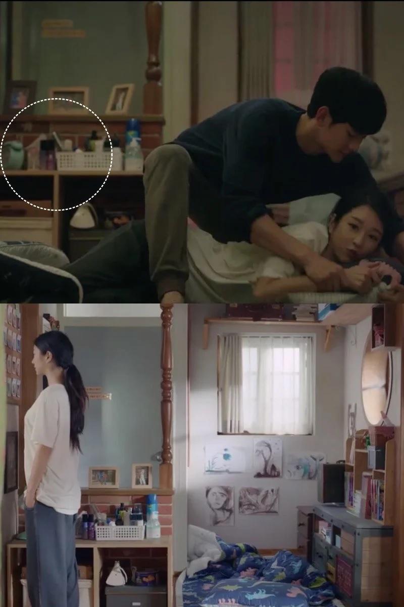Thánh soi phát hiện anh điều dưỡng Kim Soo Hyun giản dị nhưng vẫn biết dùng nước xịt thơm quần áo để quyến rũ người đẹp - Ảnh 3.