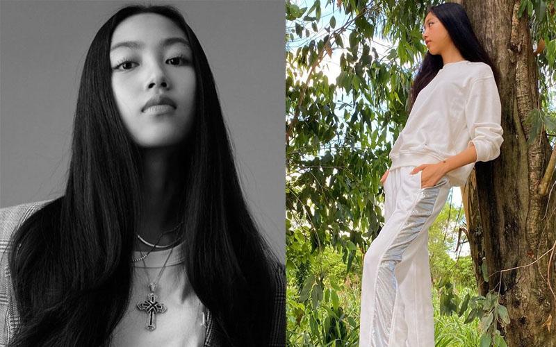 Dân tình phát sốt trước vẻ ngoài xinh đẹp của con gái ''ông hoàng phim 18+'' Nhậm Đạt Hoa, gần 16 tuổi nhưng đã sở hữu chiều cao khủng 1m80