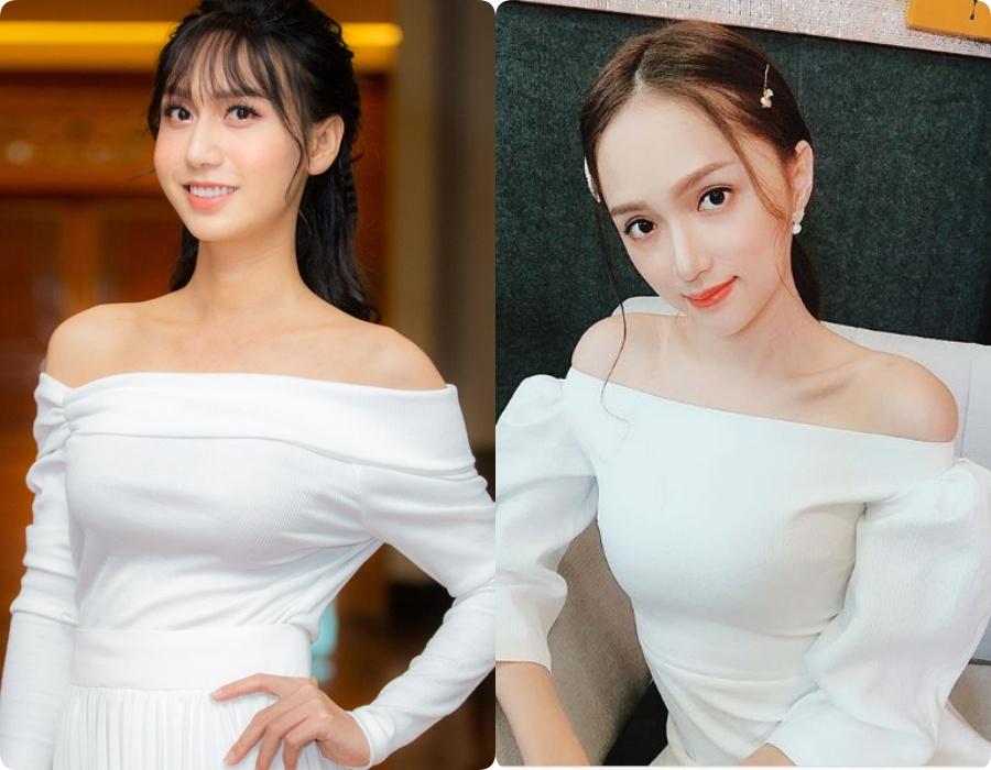 Lynk Lee đụng hàng với Hương Giang: Hoa hậu chuyển giới vẫn lấn át một bậc nhờ độ sang chảnh - Ảnh 11.