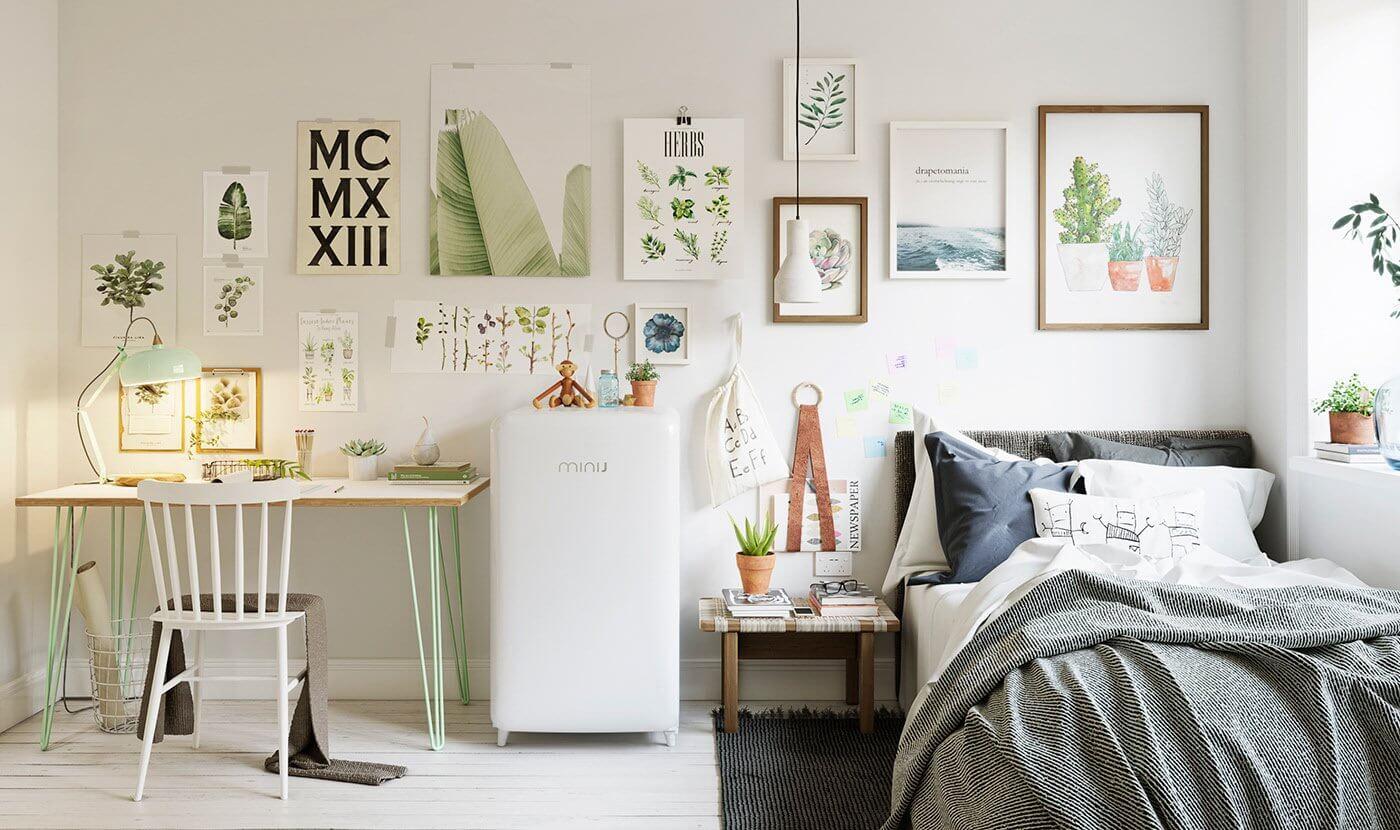 Đừng bỏ qua những ý tưởng này nếu bạn đang có dự định thiết kế một căn hộ studio nhỏ - Ảnh 1.